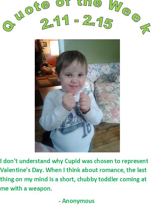 Valentines Day Quote Relates To Kids And Chiropractic In Chippewa
